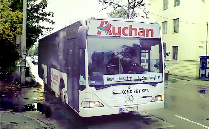 dunakeszi busz