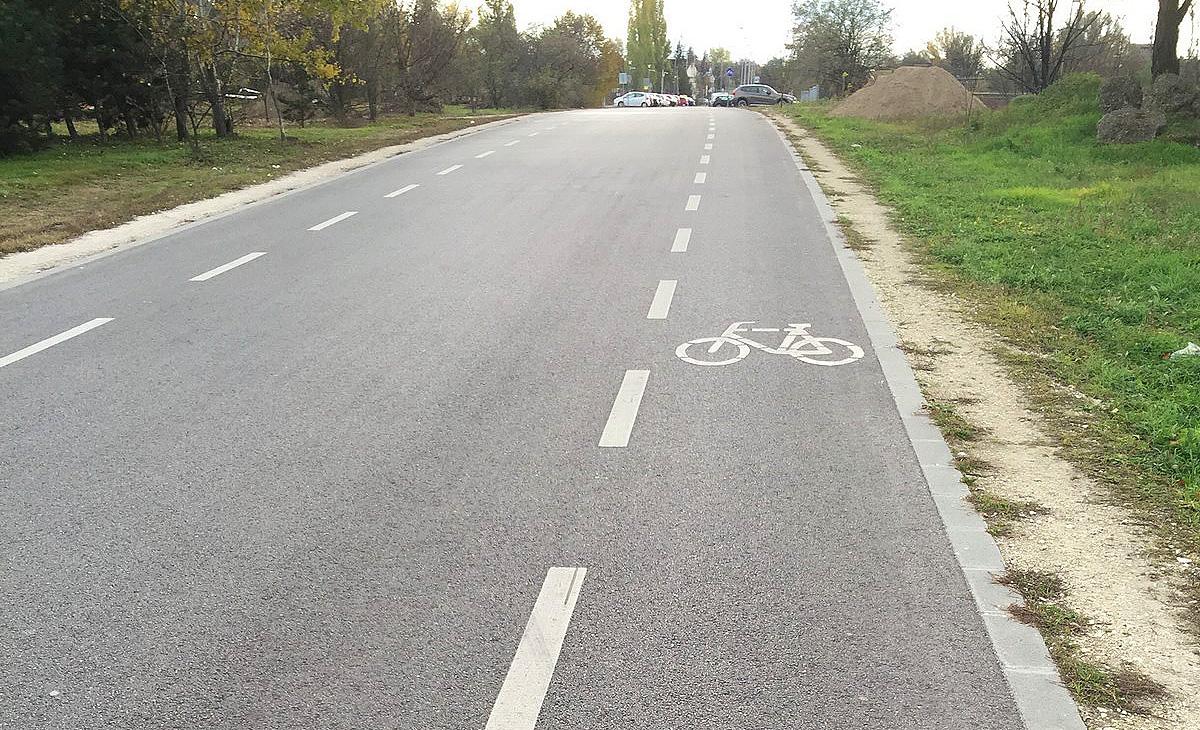 Bicikliut_Klapka utca4_fekvo