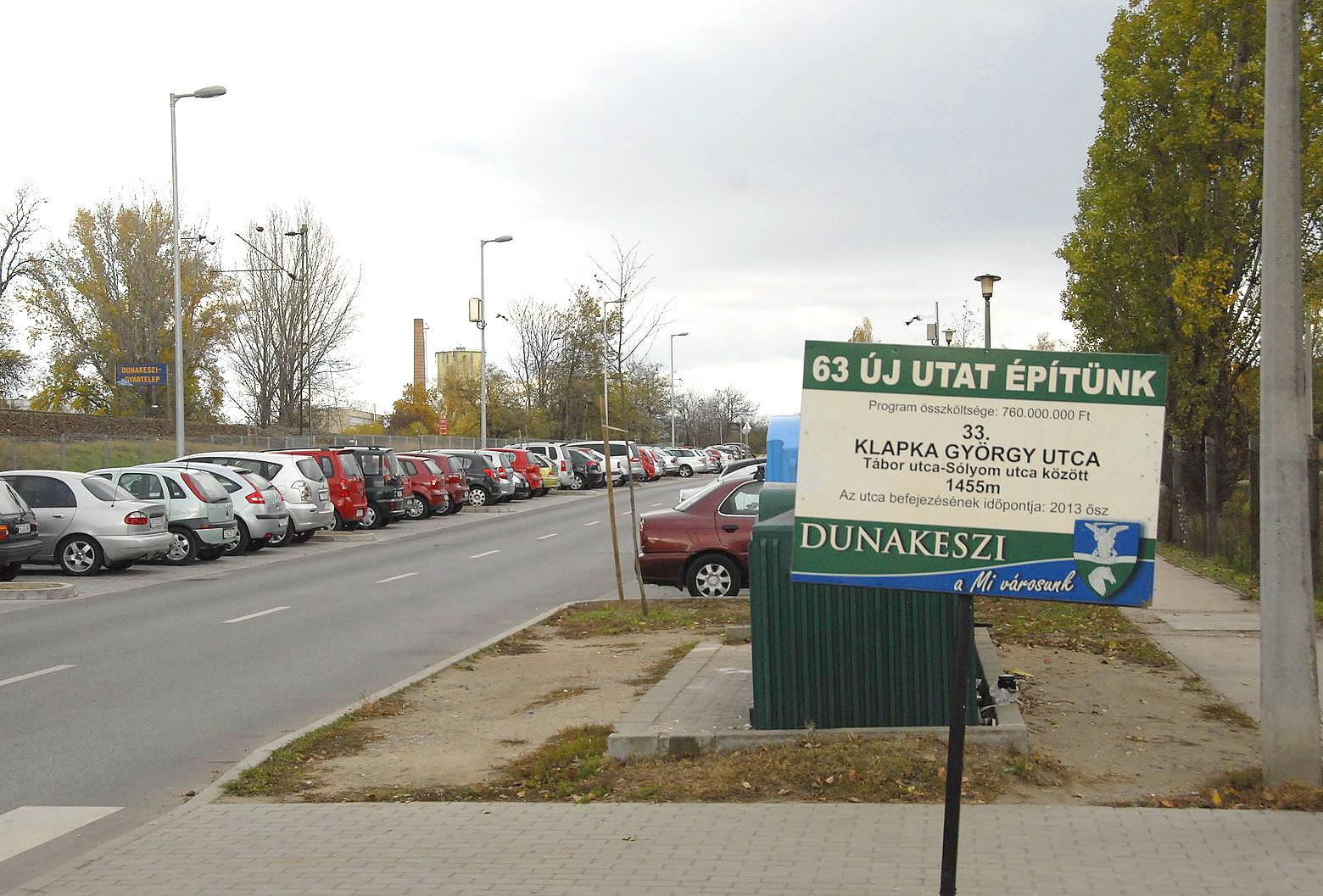 P-R parkolo_Tábor utca-Klapka utca07