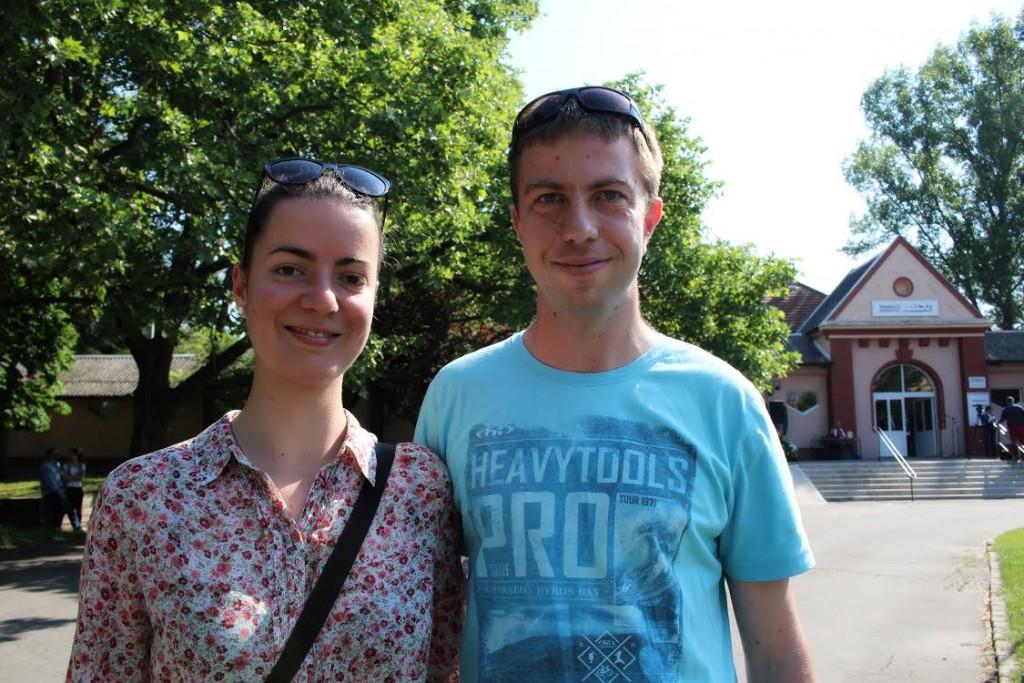 Járműjavító - Tömör Gábor és párja