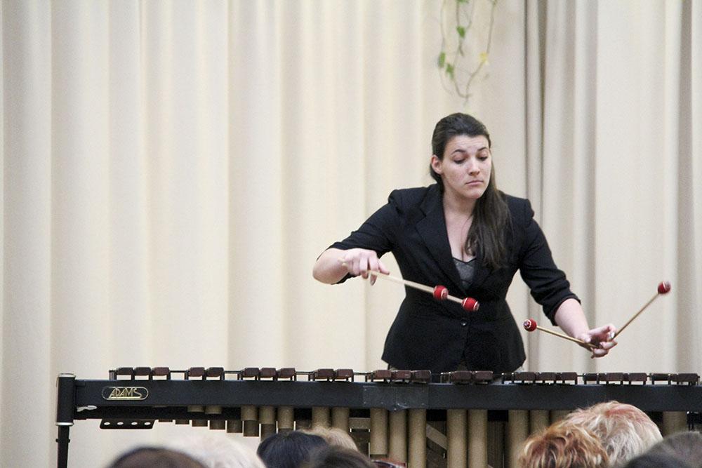Kiss Anna és a marimba