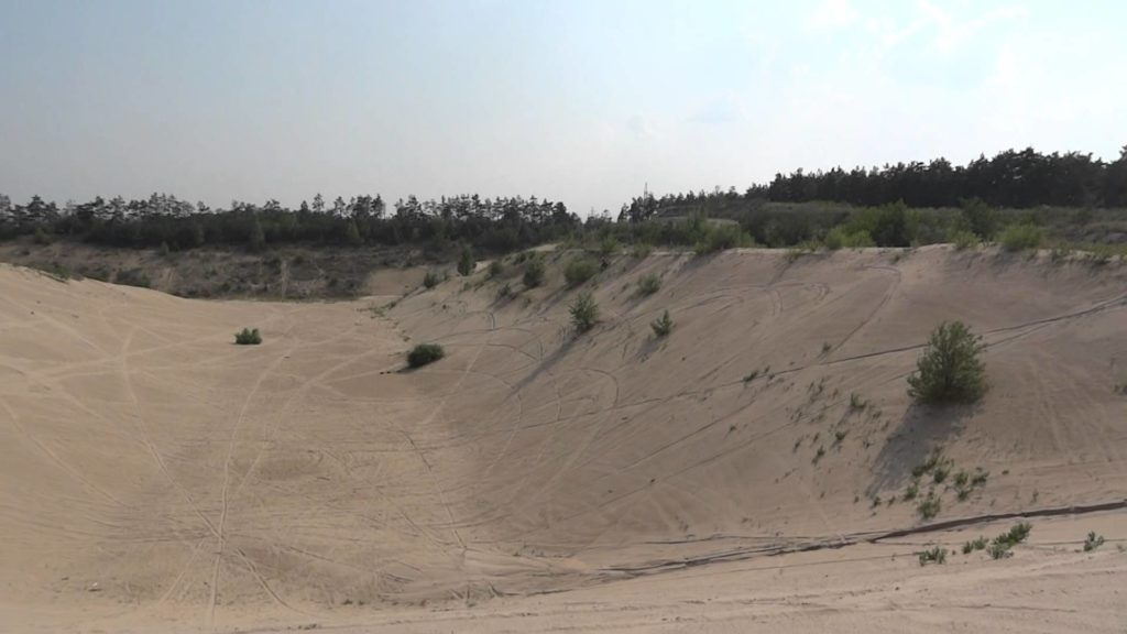 Fóti homokbánya