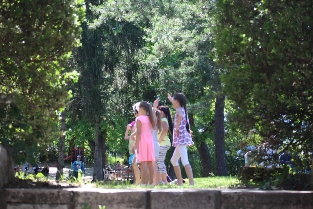 önkormányzat, nyári tábor