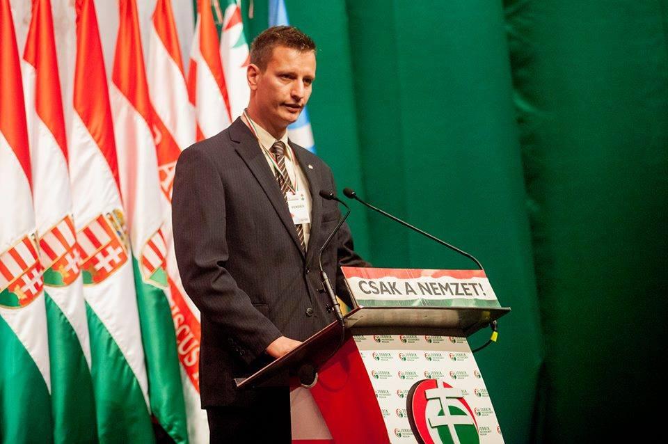 Varga Zoltán Péter, Jobbik