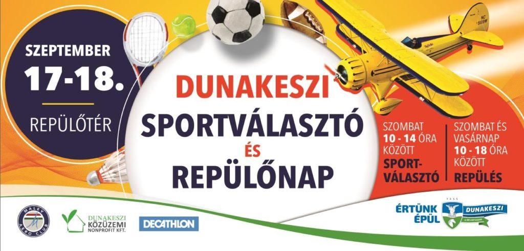 sportválasztó