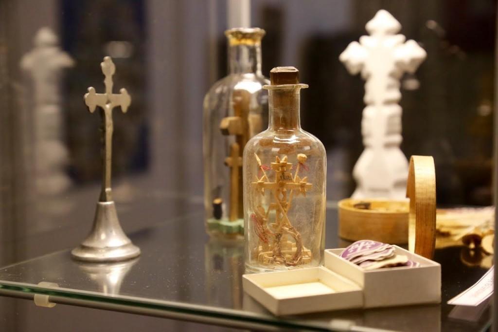 templomi kiállítás