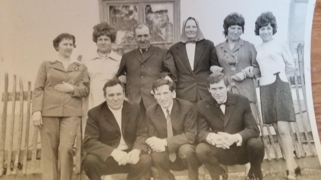 A Patyi család, Margiték heten voltak testvérek