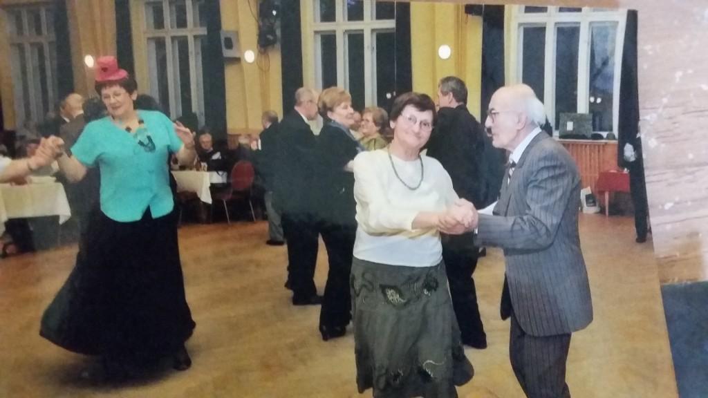 Közös szenvedély: Margit is és László is szeret táncolni