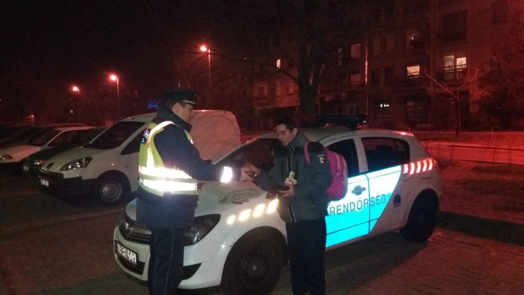 Police.hu felvétele