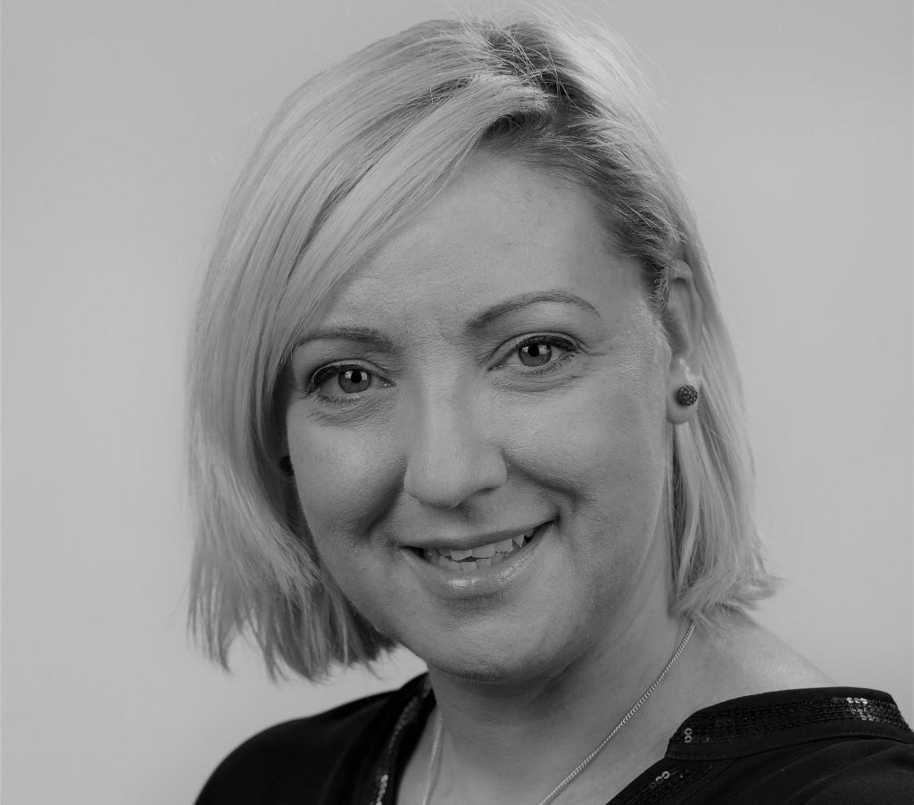 Laczkó Szilvia, az ügyfélszolgálat vezetője